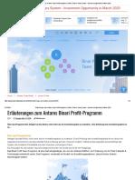 Antares Binari Profit Program March 2020 6