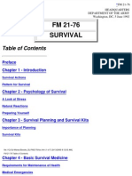 (eBook - PDF) - Military - Us Army Survival Manual Fm 21-76