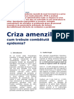 Policy Brief Amenzi
