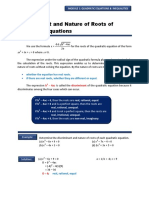 lesson_7_discriminant_and_nature_of_roots_of_quadratic_equations