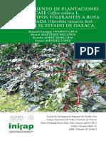 4751 Establecimiento de plantaciones de café Coffea arábica L. con genotipos tolerantes a roya anaranjada (Hemileia vastatrix Berk y Broome) en el estado de Oaxaca.pdf