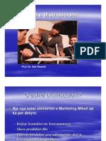 Politika e distribucionit 09