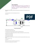 Transformer Phasor Diagram