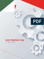 ASID Strategic Plan