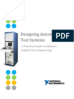 Designing Automated Test Systems Guide