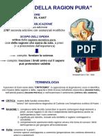 Kant Ragione Pura Parte 1.pdf