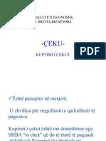 +## Çeku