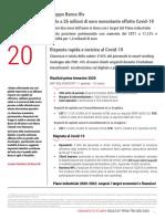 Banca IFIS primo trimestre 2020