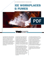 TNO  Dust Free Workplaces Welding fumes
