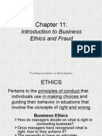 EDP Auditing Week 13 - Business Ethics and fraud.ppt