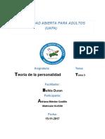 TEORIA DE LA PERSO.. TAREA 3 ADRIANA