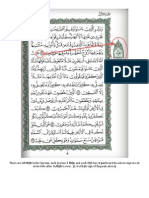 Signs of Hijb & Its Parts