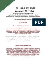 3._Les_6_Fondements_Oussoul_Sittah
