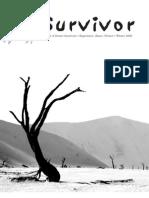 Winter 2002 The Survivior Newsletter ~ Desert Survivors