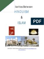 Similarities Between Hinduism and Islam