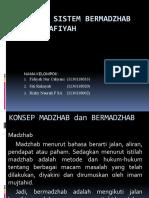 MEMAHAMI SISTEM BERMADZHAB DAN KHILAFIYAH