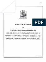 Ministerial Statement -Minister of general education.pdf