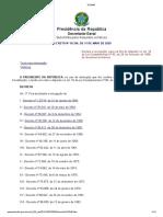 DECRETO Nº 10.346, DE 11 DE MAIO DE 2020