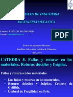 CATEDRA 2.1. Fallas y roturas en los mat eriales. Roturas dúctiles y frágiles.pdf