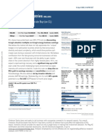 Reliance Ind - CU - GS - 13 April 2020