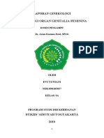 EMBRIOLOGI ORGAN GENITALIA FEMININA