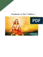 Guru Parampara Stotra of Maitreya dated 11.05