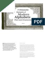Modern Alphabets