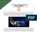 Actividad Taller 8 – Cableado Estructurado  v2.0