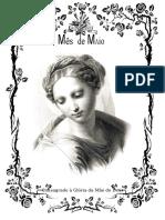Mês de Maria - Livro Digitalizado