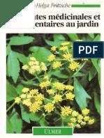 Les plantes médicinales et condimentaires au jardin-Eugen Ulmer (1993)