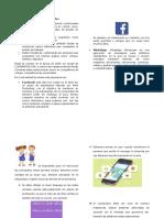 Redes Sociales Escrito Ana Gabriela Perez Botello 7-B