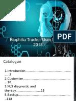 Biophilia Tracker Use Manual(Training).pptx
