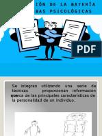 INTEGRACION DE PRUEBAS