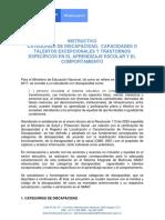 Instructivo Discapacidades Abril 2020