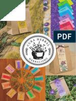 Catálogo Cura Herbal JUNHO 2019