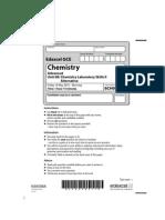 Chemistry Jun 2010 Actual Exam Paper Unit 6