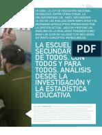 Albergucci La esc. sec. Análisis desde la investigación y la estadística educativa_8d89768e457a884a3ac629ebb05759f5