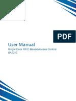 Manual SA32E