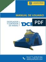 Manual DCR 2115