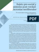 Follari - Sujeto presocial y episteme posverdad diacronias.pdf