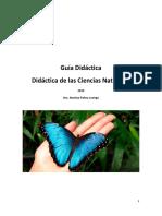 Guía Didactica 2020