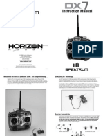 DX7 Manual