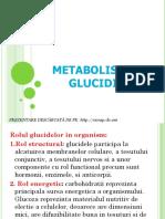 METABOLISMUL_GLUCIDIC