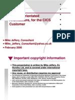 SOA for CICS Customers