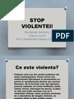 STOP VIOLENTEI!.pptx