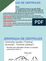 JERARQUIA Y ENCAMINAMIENTO CENTRALES..ppt