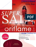 Catalogue My Pham Oriflame Thang 1/2011