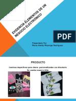actividad Evidencia Elementos de un negocio Electrónico