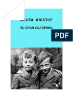 Kristof Agota - El Gran Cuaderno