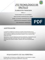 Tarea 4.1 Financiamento de una Empresa (1)